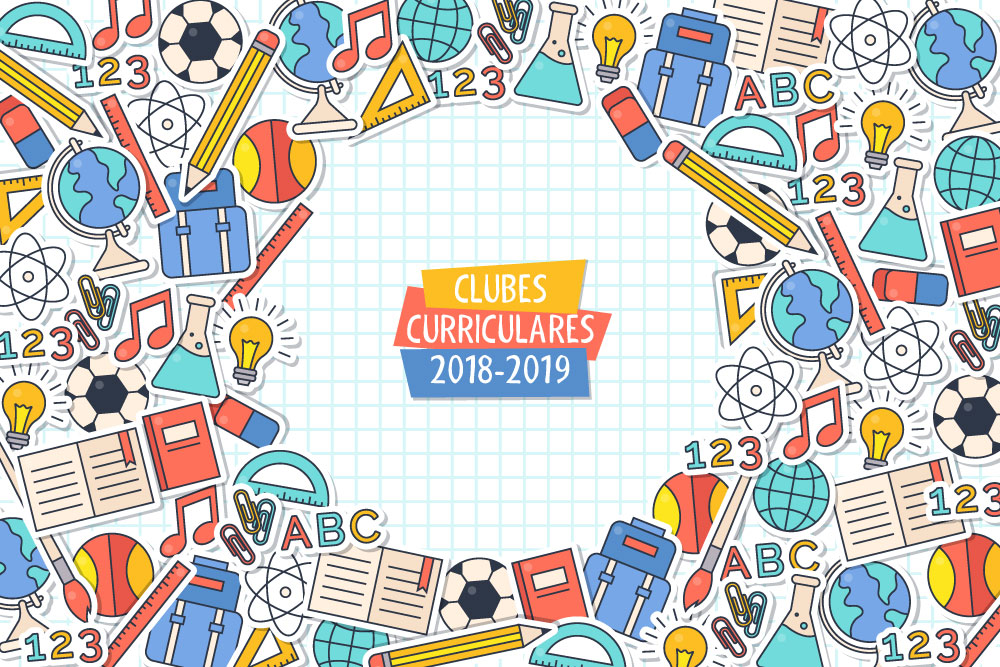 Clubes Curriculares 2018-2019